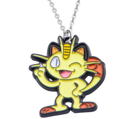 Pokémon Meowth Necklace