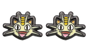 Pokémon Meowth Stud Earrings
