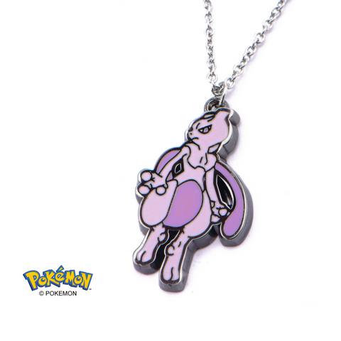 Pokémon Mewtwo Necklace