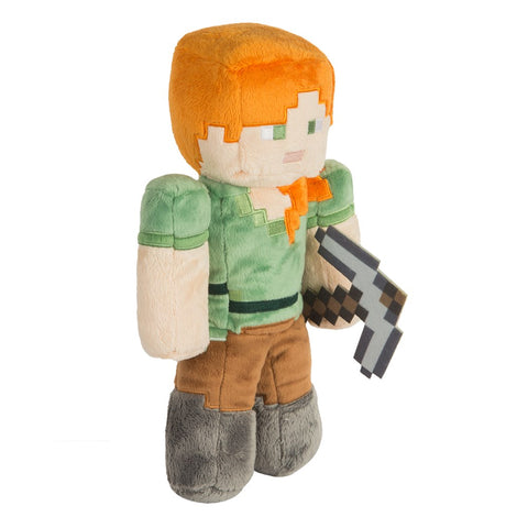 Minecraft Alex Plush