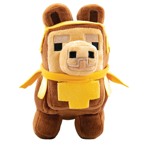 Minecraft Brown Baby Llama Plush