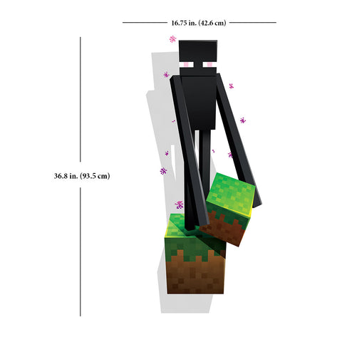 Minecraft Enderman Wall Cling