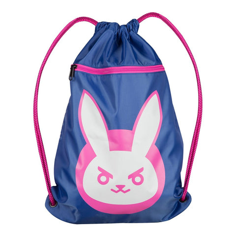 Overwatch D.Va Cinch Bag