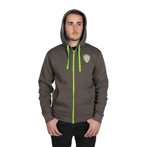 Overwatch Genji Zip-Up Hoodie