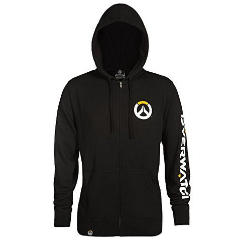 Overwatch Zip-Up Hoodie