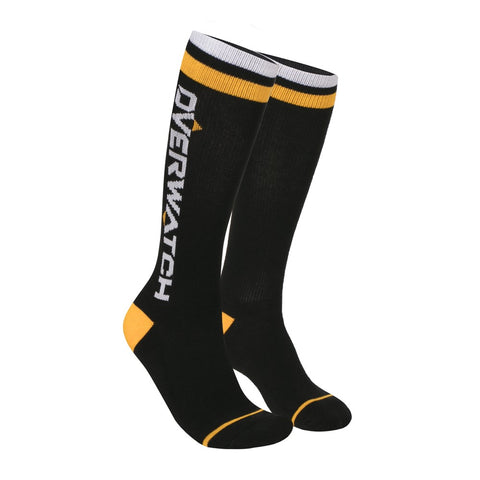 Overwatch Title Crew Socks