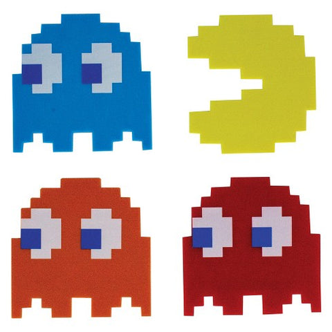Pac-Man Coaster Set