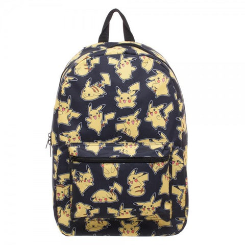 Pokémon Pikachu Collage Backpack