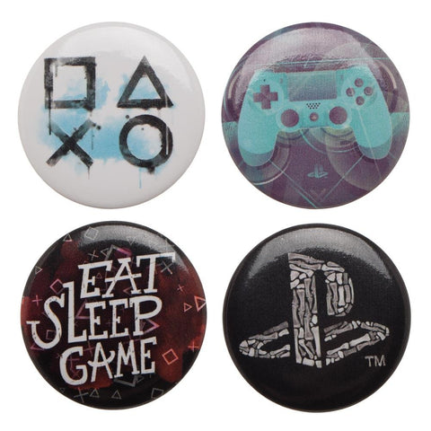 PlayStation Button Set