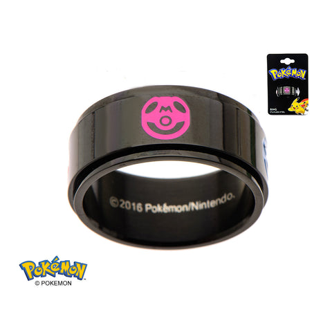 Pokémon Poké Balls Black Ring