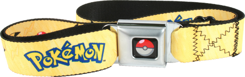 Pokémon Pikachu Yellow Belt