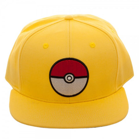 Pokémon Poké Ball Yellow Hat