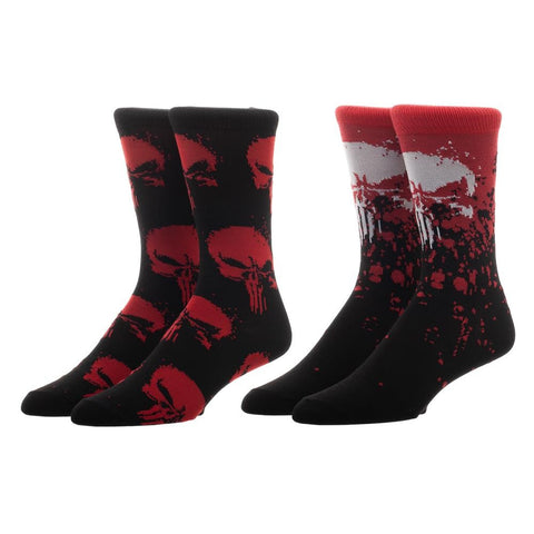 The Punisher Crew Sock Set