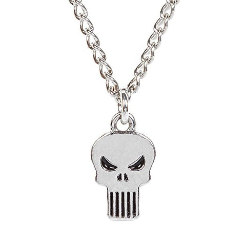 The Punisher Logo Necklace