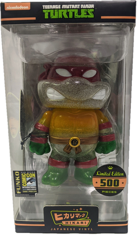 Teenage Mutant Ninja Turtles Raphael 2014 SDCC Hikari (Box Damage)