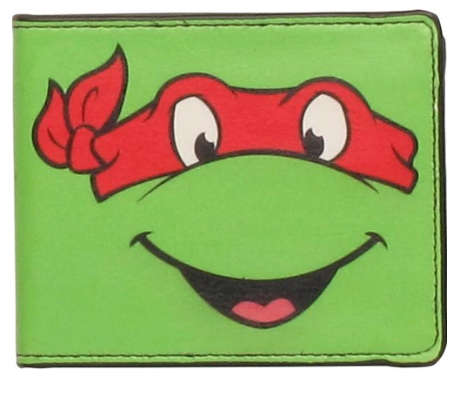 Teenage Mutant Ninja Turtles Raphael Wallet