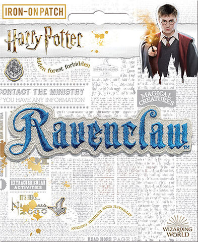 Ravenclaw Title Patch