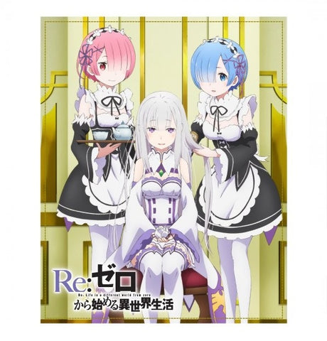 Re:Zero Throw Blanket