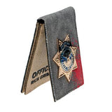 The Walking Dead Rick Grimes Sheriff Wallet