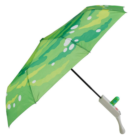 Rick & Morty Portal Gun Umbrella