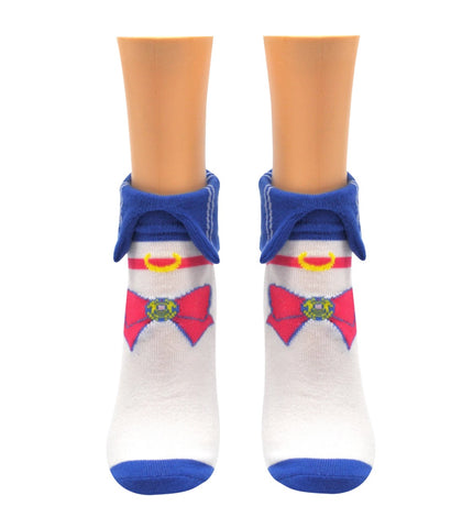 Sailor Moon Costume Ankle Socks