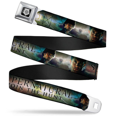 Supernatural Sam & Dean Belt
