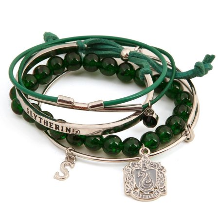 8d07c491b Slytherin Bracelet Set Style 1 – Gaming Outfitters