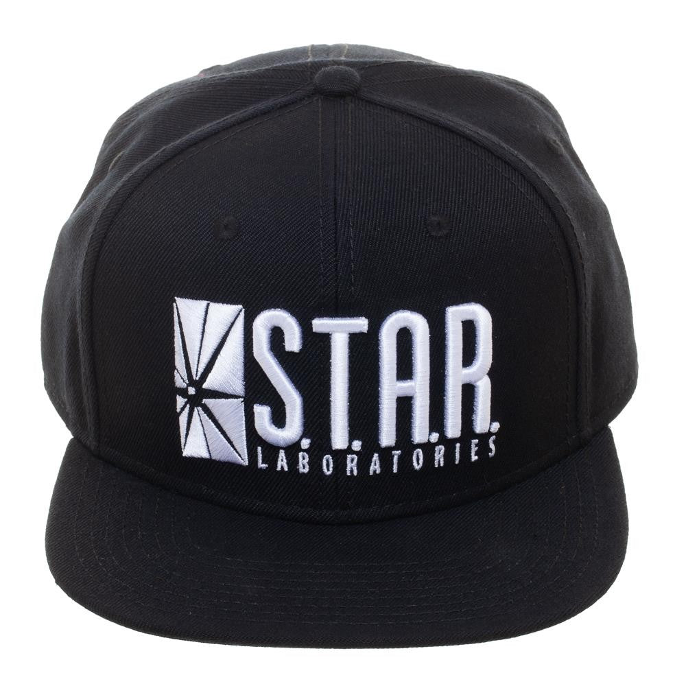 aaa910e36660f The Flash S.T.A.R. Labs Hat – Gaming Outfitters