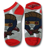 Guardians of the Galaxy Star-Lord Ankle Socks