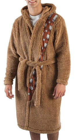 Star Wars Chewbacca Hooded Robe w/Sound