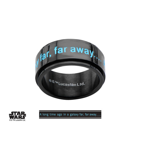 "Star Wars ""Galaxy Far Away"" Ring"
