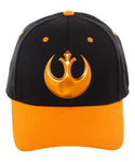 Star Wars Rebel Chrome Hat