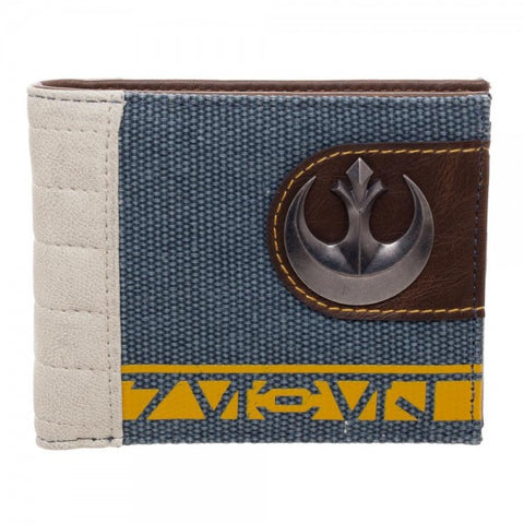 Star Wars Rogue One Rebel Wallet
