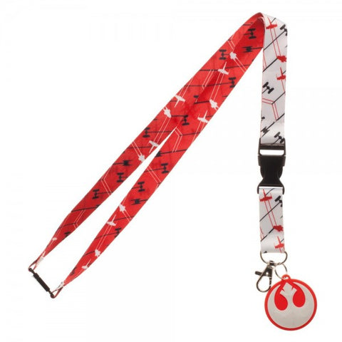 Star Wars Space Battle Lanyard