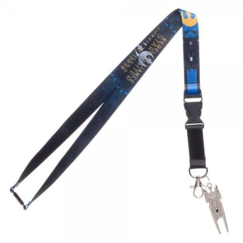 Star Wars Starfighter Lanyard