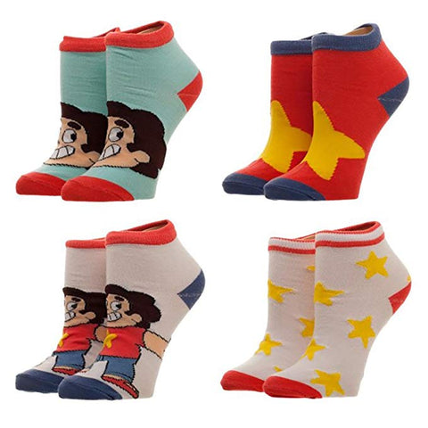 Steven Universe Youth Ankle Sock Set