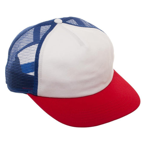 Stranger Things Dustin Costume Hat Gaming Outfitters