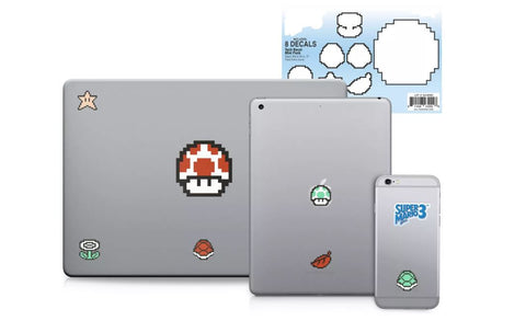 Super Mario Bros. 3 Decal Pack