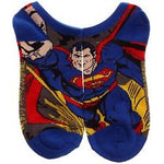 Superman Character Ankle Socks