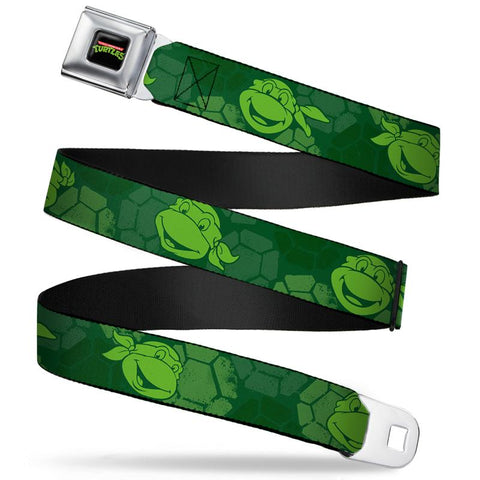 Teenage Mutant Ninja Turtles Faces Belt