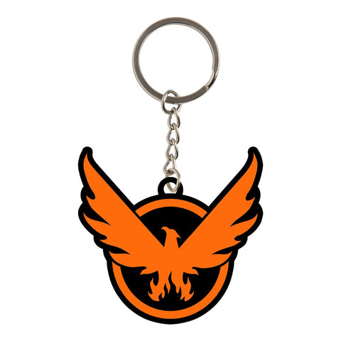 The Division 2 Logo Keychain