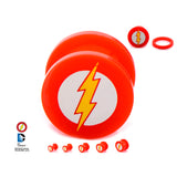 The Flash Red Plugs