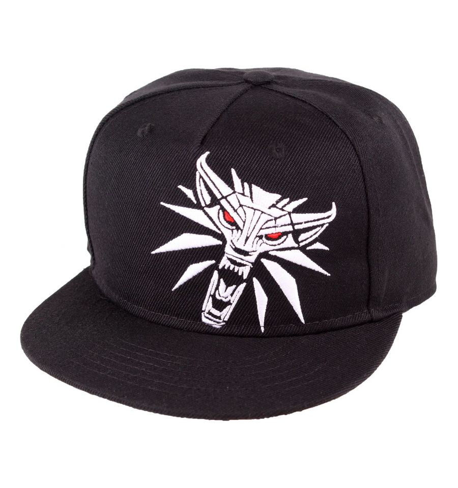 9739d5b9fb675 The Witcher Side Logo Hat – Gaming Outfitters
