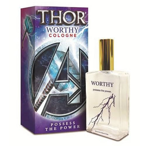 Thor Worthy Cologne Trial Size