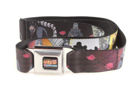 Naruto Villians Belt