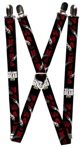 The Walking Dead Suspenders