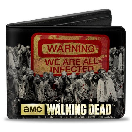 The Walking Dead We Are All Infected Wallet