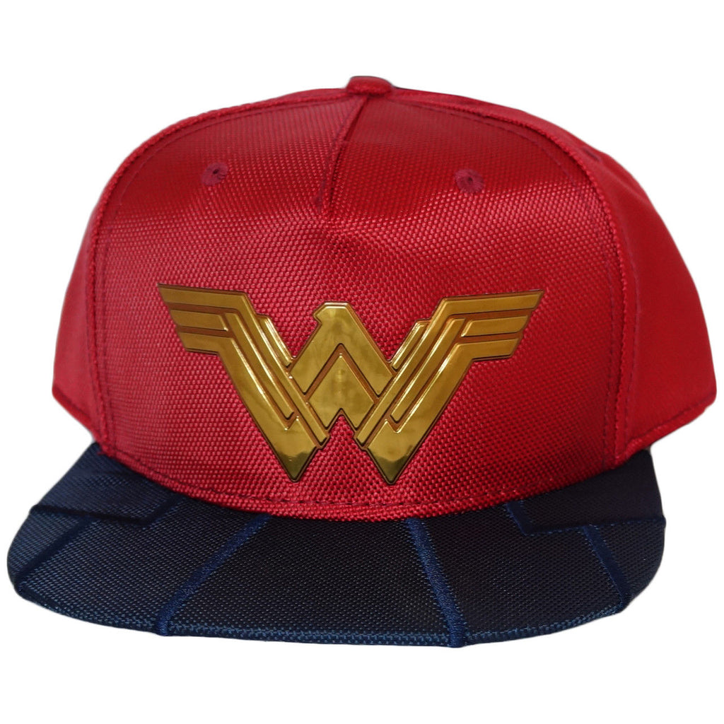 b8123212b7dbd Wonder Woman Chrome Hat – Gaming Outfitters
