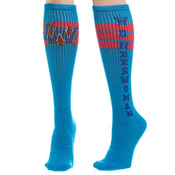 Wonder Woman Varsity Knee High Sock