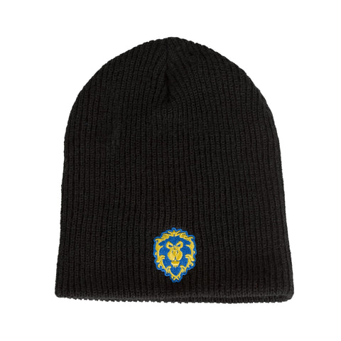 World of Warcraft Alliance Logo Beanie